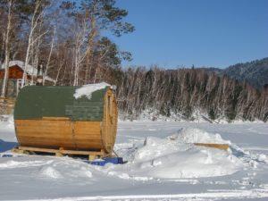 Ist es eine gute Idee, Ihren Körper nach einer Sauna kalt zu schocken?